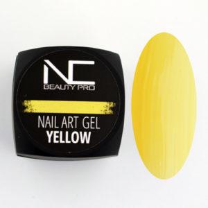 nail-art-gel-yellow